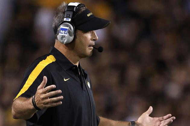 Missouri Tigers Football: Do They Belong in the SEC?