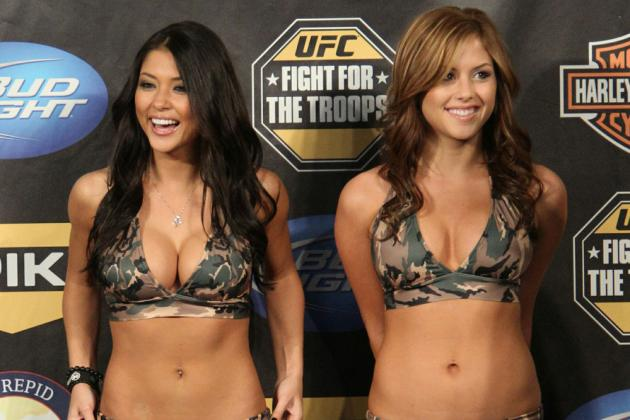 Brittney Palmer vs. Arianny Celeste: The Ultimate Sexy Pic Fight