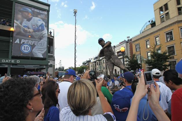 Chicago Cubs: Cubbies' 25 Biggest Fan-Favorites of All Time