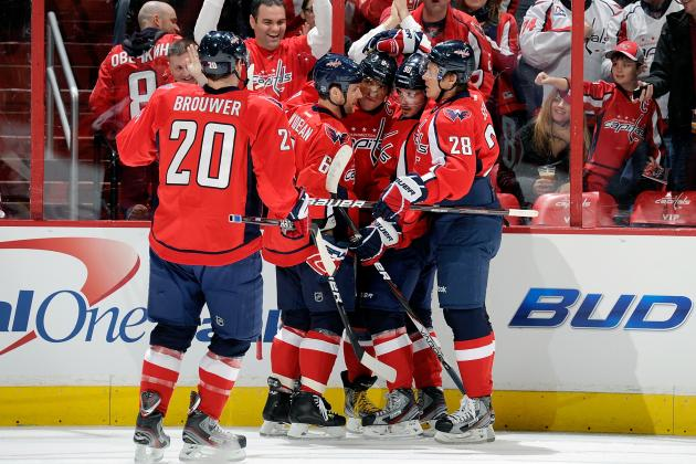 NHL Trade Rumors: 7 Reasons the Capitals Should Retool for Next Season