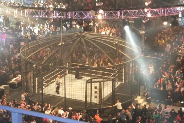 WWE Elimination Chamber 2012 Results and 5 Biggest Surprises
