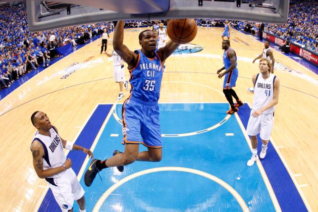 NBA MVP Race: 3 Reasons Kevin Durant Is Taking Home the Prestigious Award