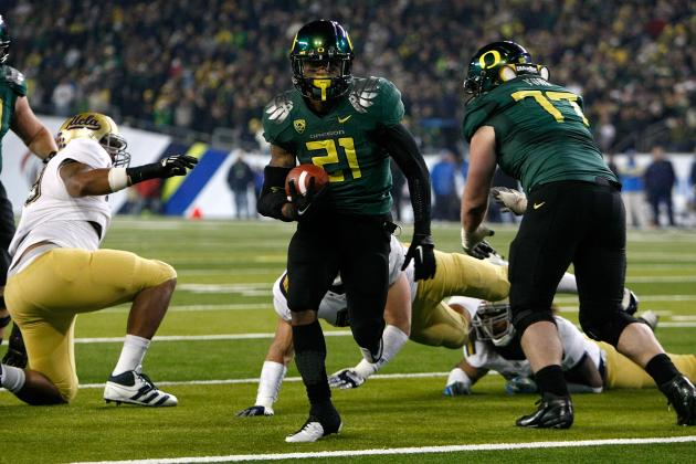 NFL Draft 2012 Fact or Fiction: Ducks' RB LaMichael James Will Be a Stud