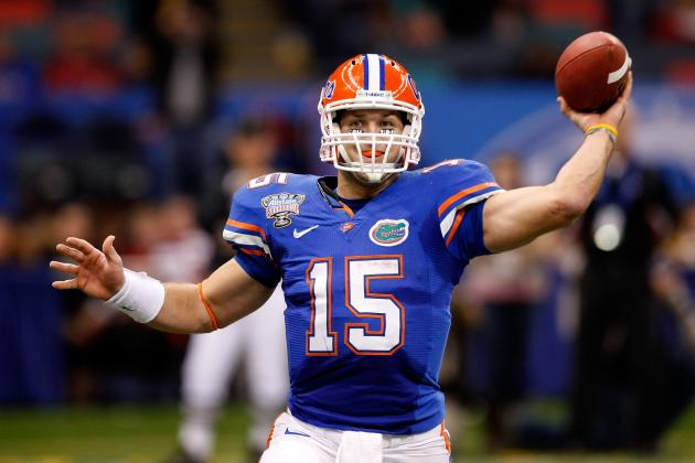 2007: The Year Tim Tebow Won All 3 Top College Awards in America