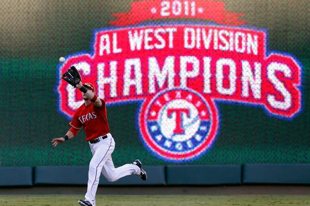 Texas Rangers' Positional Battle: Who Will Roam Center Field in 2012?