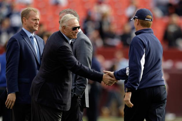 NFL Combine 2012: Jerry Jones' Top 5 Players to Interview