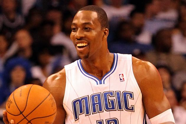 Dwight Howard: Predicting Where Orlando Magic Center Goes Before Trade Deadline