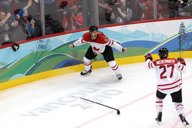 2010 Vancouver Olympics: Remembering One of the Best Hockey Games Ever Played