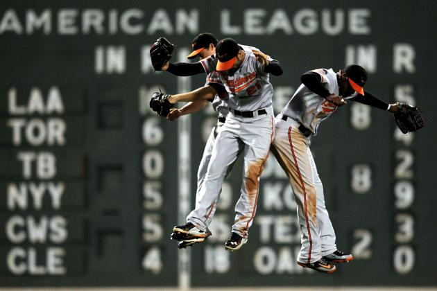 The Top Player at Every Position in the AL East: How Do the Orioles Stack Up?