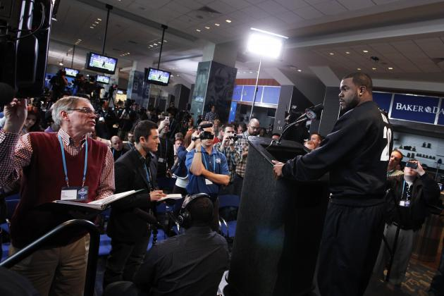 NFL Combine 2012: Questions I'd Ask a 2012 NFL Draft Prospect If I Were a GM