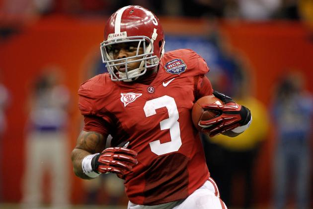 NFL Draft 2012: 5 Players Tampa Bay Buccaneers Must Have on Their Radar