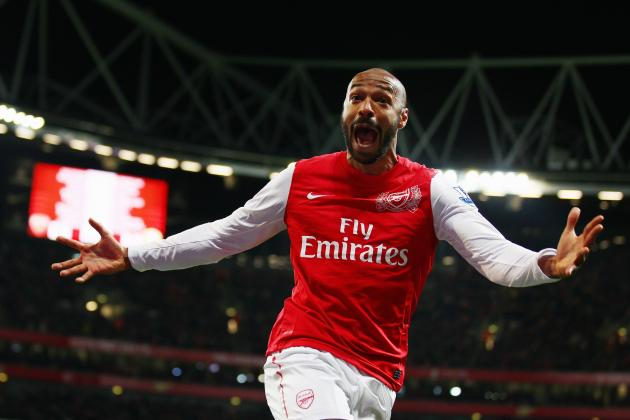 Thierry Henry: Grading His Arsenal Comeback