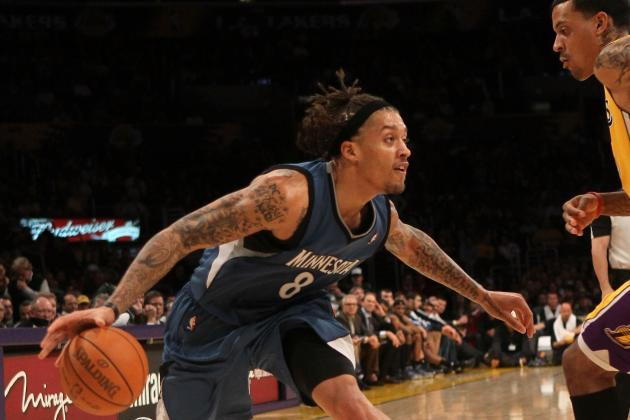 NBA Trade Rumors: Why LA Lakers Need to Add Michael Beasley