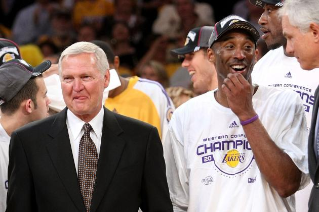 4  Changes Kobe Bryant Would Make If He Was GM