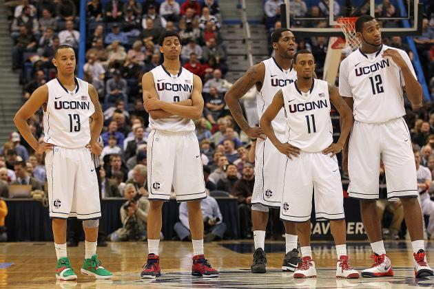 College Basketball's 5 Most Disappointing Teams in 2011-12