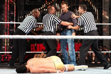 WWE Elimination Chamber 2012 Results: 10 Parallels to Last Year's Event