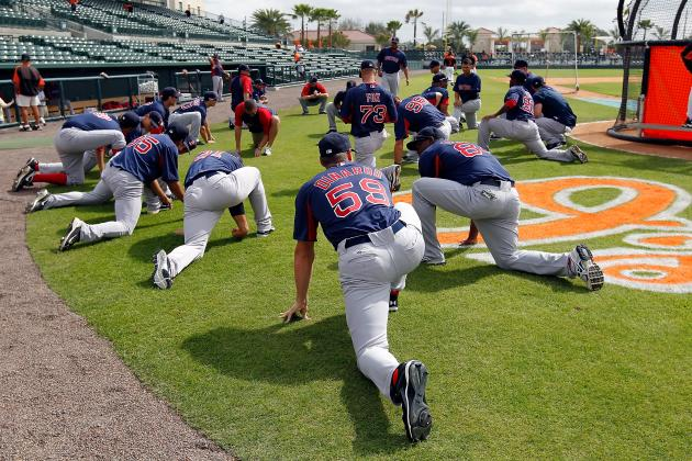 Boston Red Sox: 22 Biggest Question Marks Heading into Spring Training