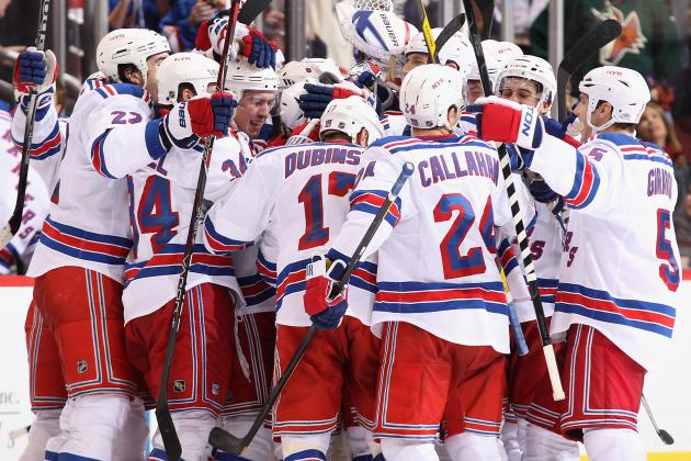 New York Rangers: 5 Reasons They're Getting Hot at the Perfect Time