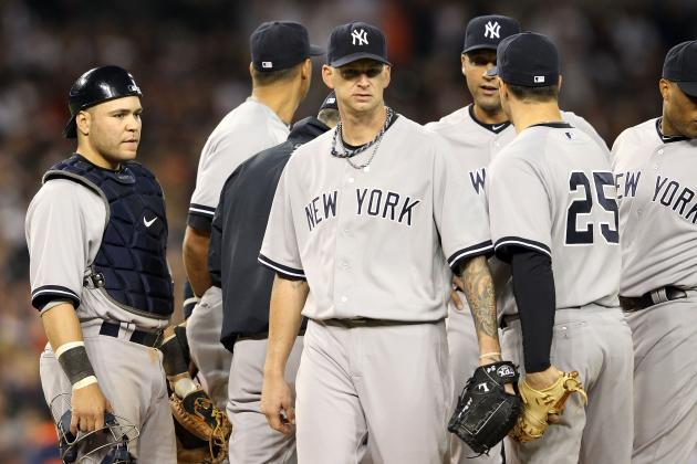 New York Yankees: The 5 Darkest Days of A.J. Burnett's Yankees Career