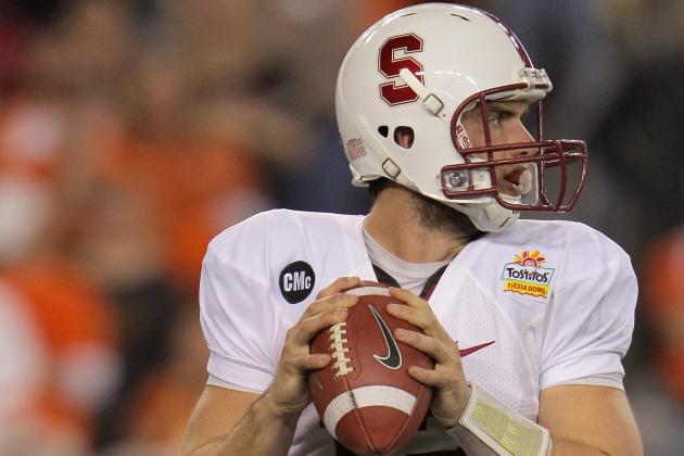 NFL Draft 2012: Stock Watch for the Top 10 QBs