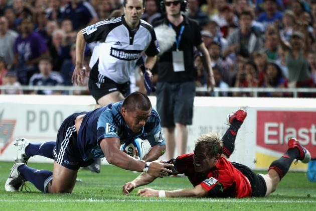 Super Rugby: Blues vs. Crusaders: Positional Breakdown
