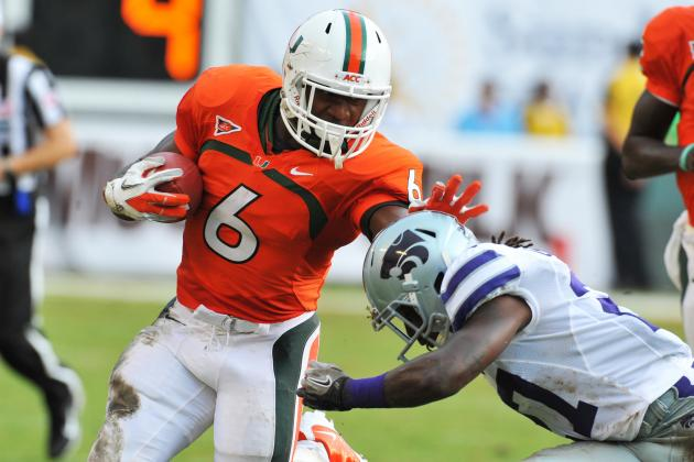 2012 NFL Draft: Determining the Best Landing Spots for ACC Studs
