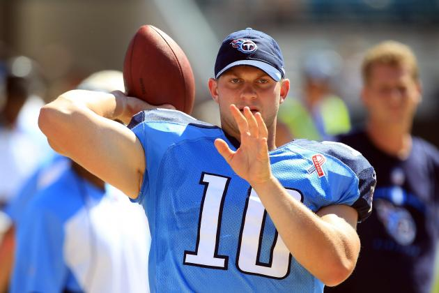 Tennessee Titans 2012 Mock Draft: Full 7-Round Predictions