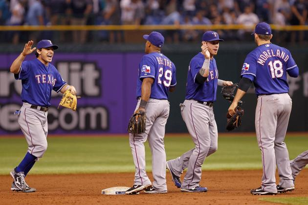 MLB Spring Training 2012: Projecting the Texas Rangers' 25-Man Roster