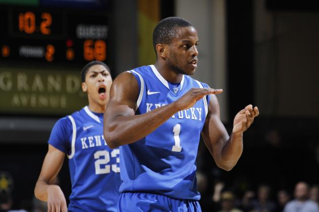 Kentucky Basketball: Darius Miller Is the Biggest Key to Winning in March