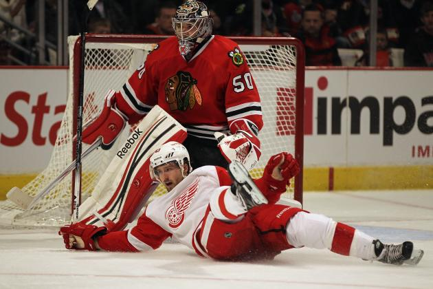 NHL: 5 Things the Detroit Red Wings Can Learn from the Loss to Chicago