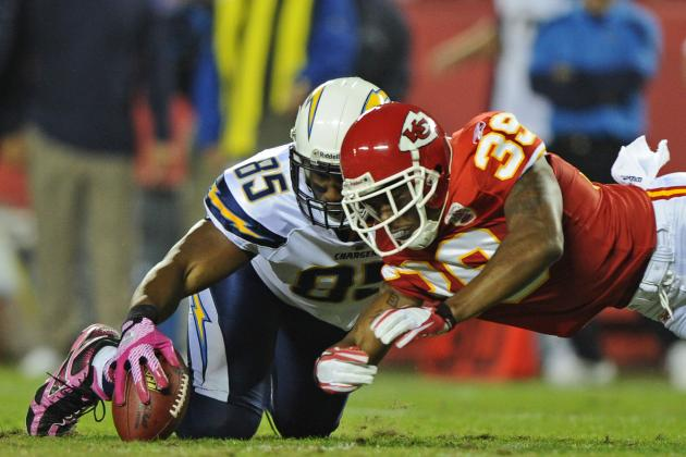 Kansas City Chiefs Free Agency: Tracking 2012 Signings, Targets and Rumors