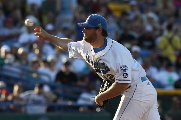 2012 MLB Mock Draft: Mark Appel Set to Go No. 1