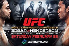 UFC 144: Edgar vs. Henderson and Other Fights with Championship-Type Appeal