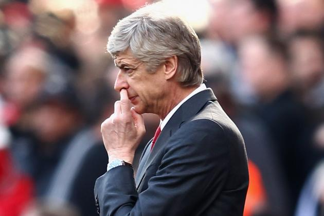 EPL Arsenal Gunners: 7 Questions Arsene Wenger Must Answer