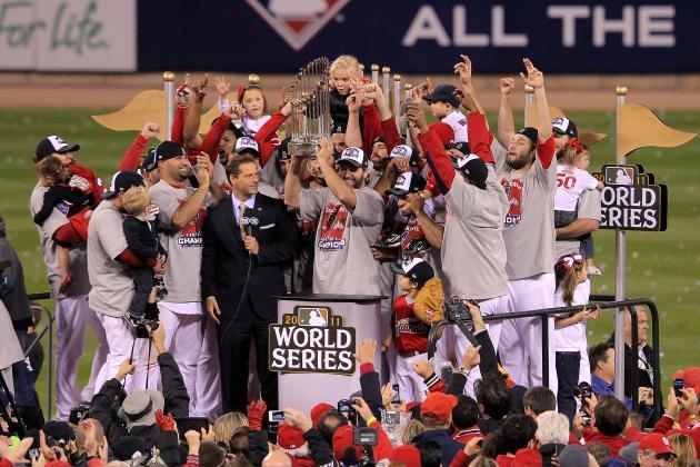 2012 MLB Predictions: 5 Most Likely World Series Matchups
