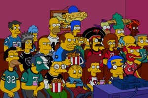Comparing Each NFL Team to a Character from The Simpsons