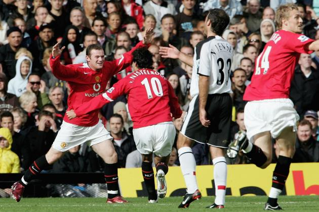 Manchester United's 20 Best Strikers of All Time