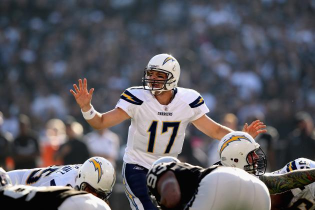 2012 NFL Draft: 5 Prospects Who Would Benefit Philip Rivers