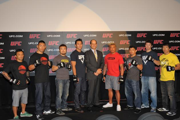 UFC 144: Will Japan Match Brazil in Defending Their Home Turf?