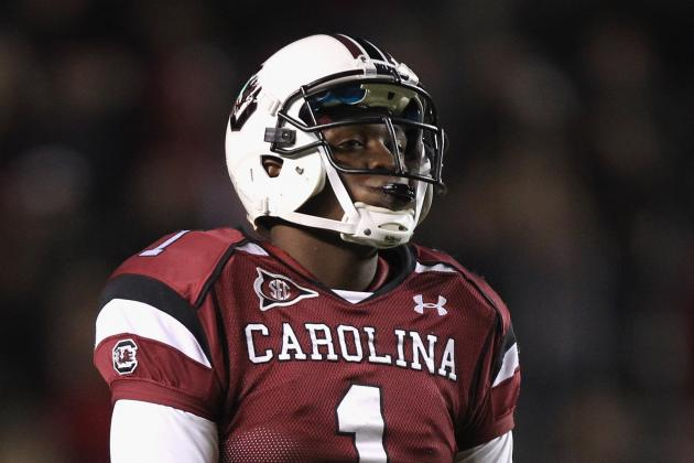 NFL Combine 2012: 5 Players Who Will Hurt Their Draft Stock