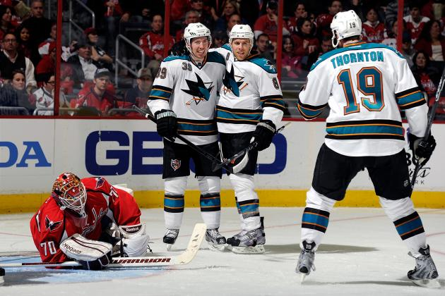San Jose Sharks: 5 Things Sharks Need to Do to Secure the Pacific Division