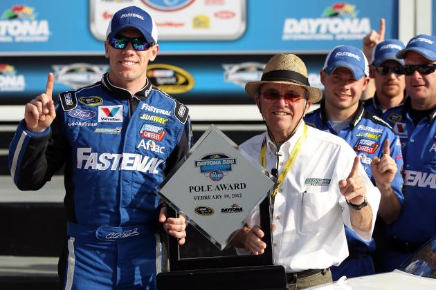 Daytona 500 2012: 5 Reasons Winning the Pole Doesn't Matter a Bit
