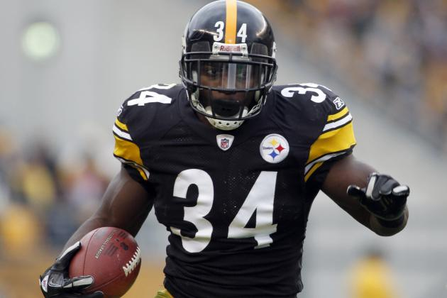 Pittsburgh Steelers: 4 Veterans Who Need to Be Replaced