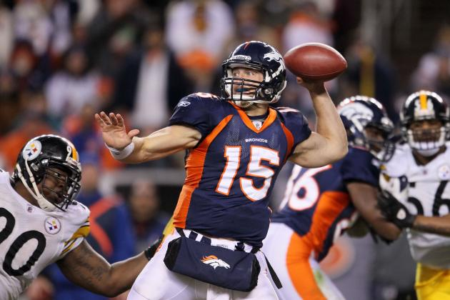 2012 NFL Draft: An Offensive Threat for Each AFC West Team