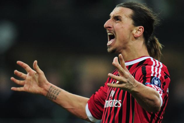 Zlatan Ibrahimovic's Ridiculous Career in 10 Slides