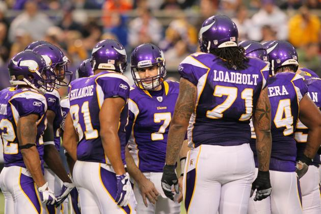 Minnesota Vikings Free Agency: Tracking 2012 Signings, Targets and Rumors