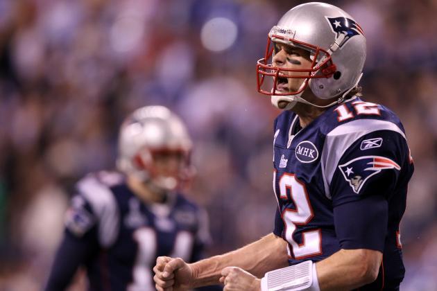 NFL Power Rankings: The Top 5 Quarterbacks Heading into the 2012 Season