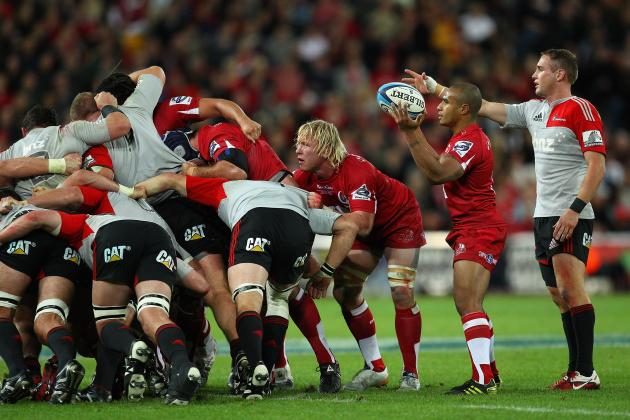 Super Rugby 2012: 4 Teams Guaranteed to Lose in Round 1