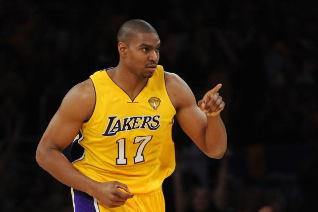 Los Angeles Lakers: Predicting the Future of NBA All-Star Andrew Bynum
