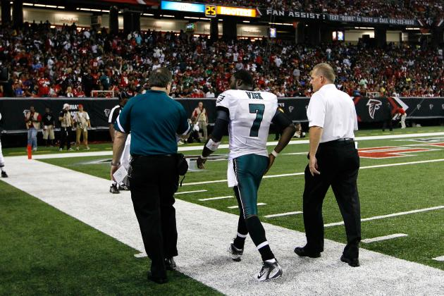 6 Injured Players the Philadelphia Eagles Missed Most in 2011